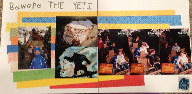 Beware The Yeti