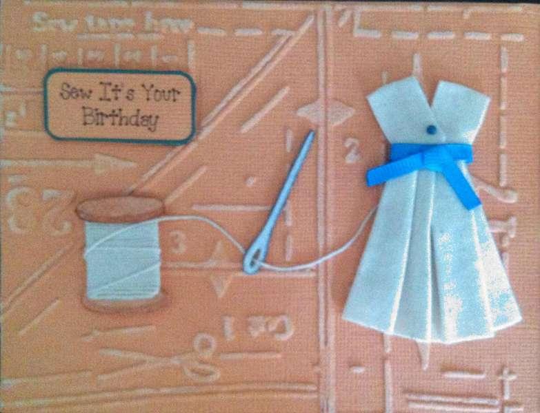 Sew It's Your Birthday