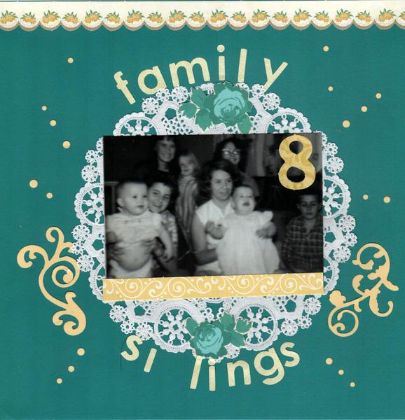 FAMILY - SIBLINGS