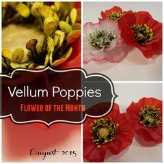 Vellum Poppy