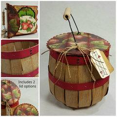 Harvest Basket Fall 2015