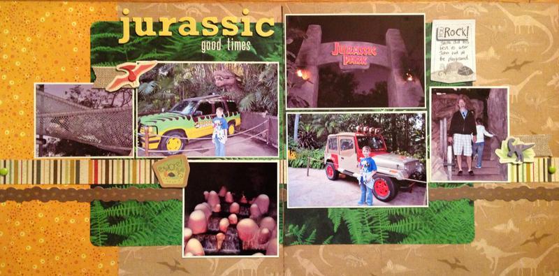 Jurassic Good Times