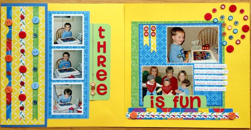 Three is Fun