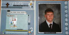 Freshman School Layout - My Youngest Son