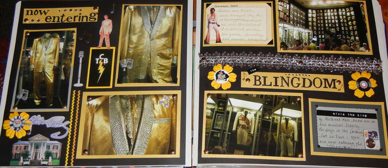 Now Entering The Blingdom (Graceland)