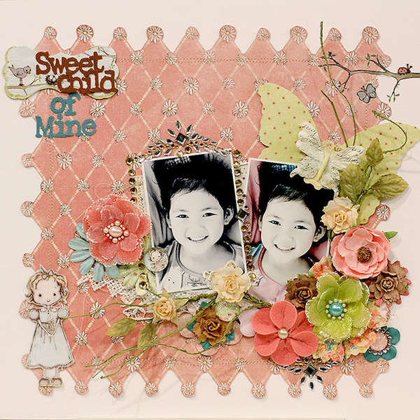 Sweet Child Of Mine *Prima Marketing*