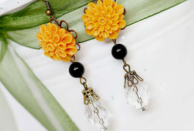 """Eva"" Earrings *new Prima Marketing*"