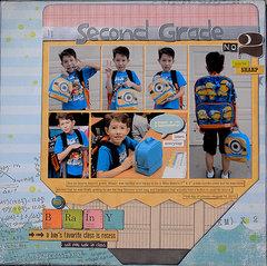 Second Grade