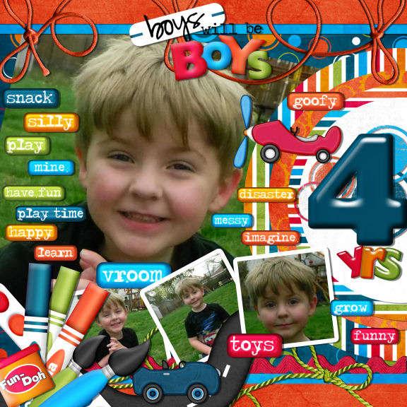 cooper age 4