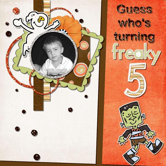 freaky 5