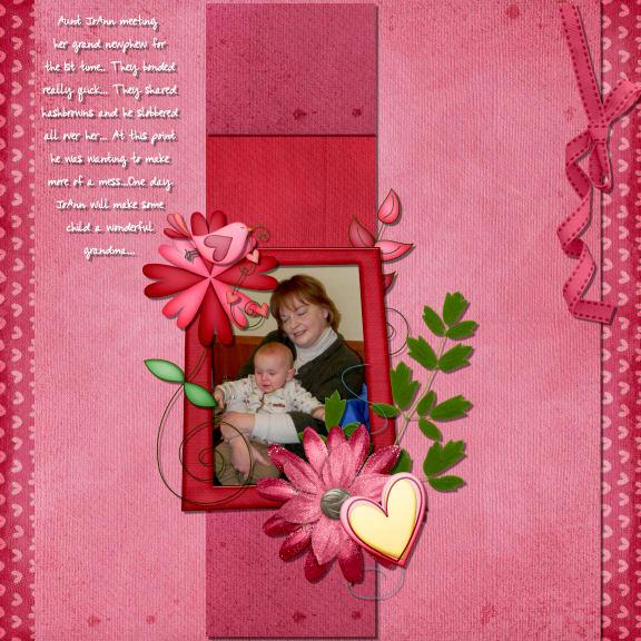 aunt joann and nash