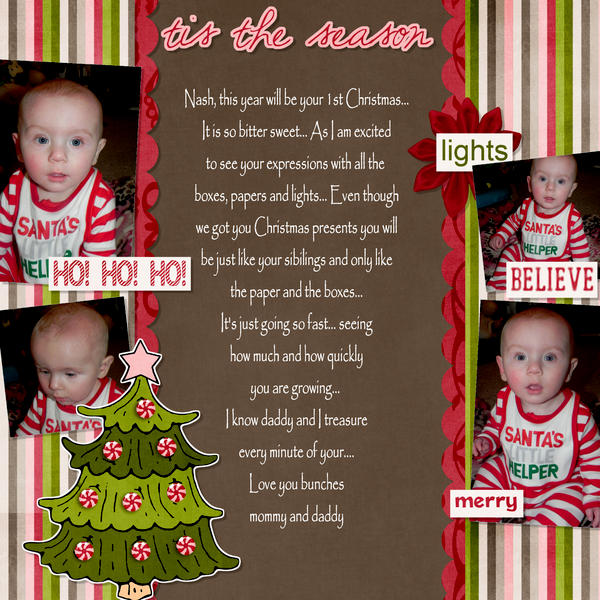 nash 1st christmas
