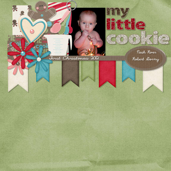 my little cookie
