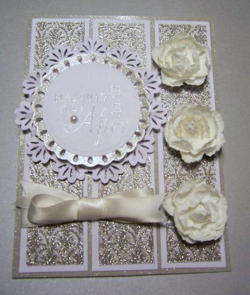 Happily Ever After Wedding or Anniversary card