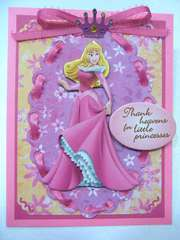 Thank heavens for little princesses