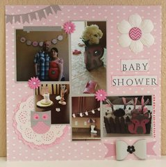 NSD Celebrate - Riley's Baby Shower