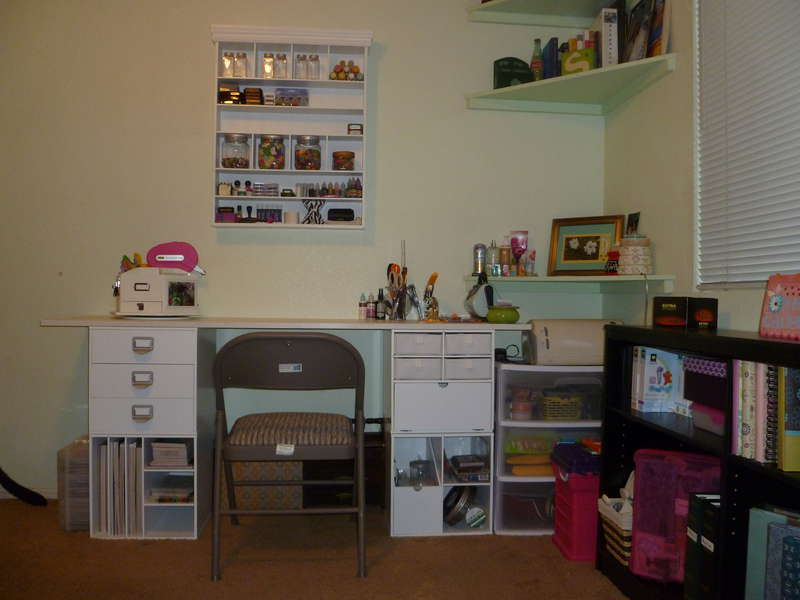 My new space!