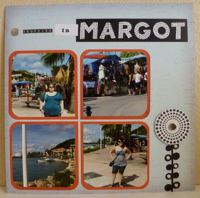 Shopping in Margot