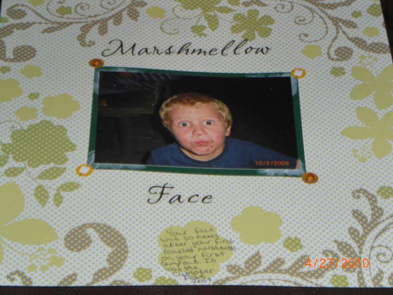 Marshmellow Face