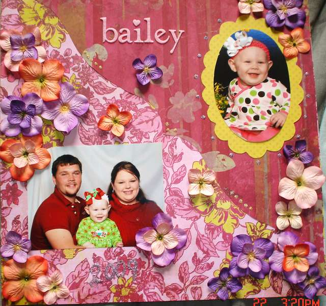 My Niece Bailey