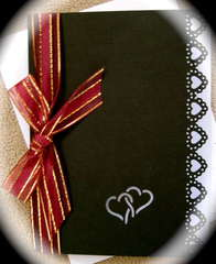 handmade cards with simplicity and class...