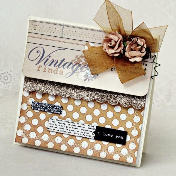 I love - My Creative Scrapbook -
