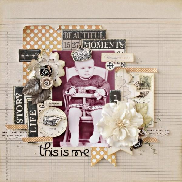 This is me - My Creative Scrapbook -