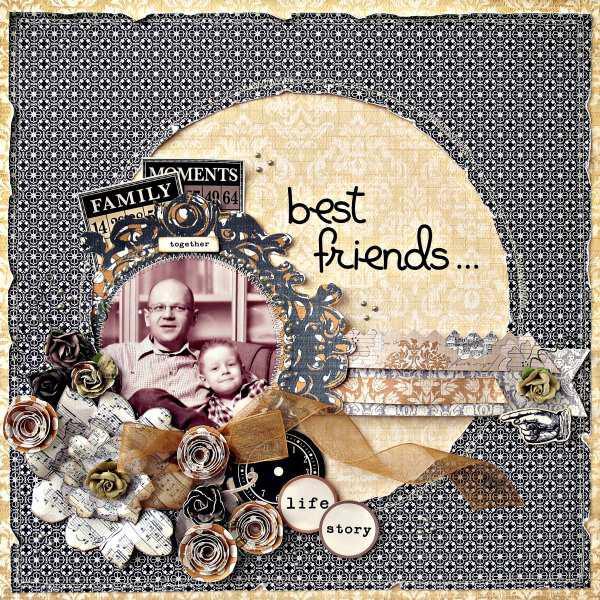 Best friends - My Creative Scrapbook -
