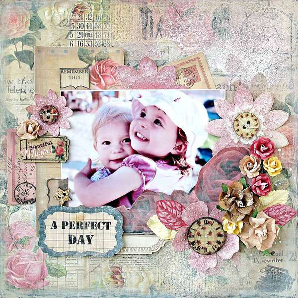 A perfect day - My Creative Scrapbook -
