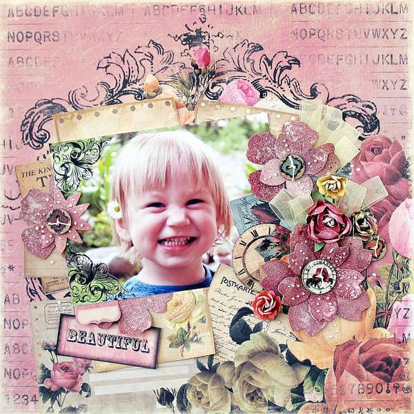Beautiful - My Creative Scrapbook -