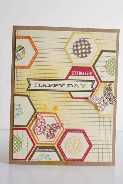happy day card * jillibean soup *