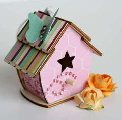little bird house * jillibean soup zva creative *