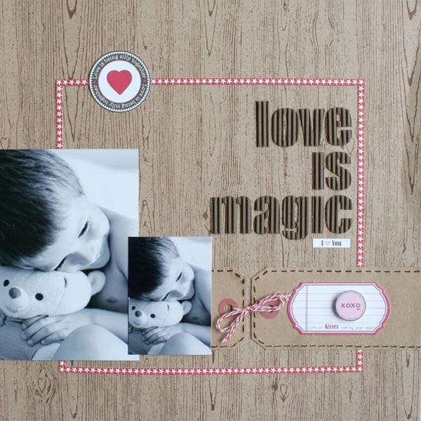 love is magic * jillibean soup *
