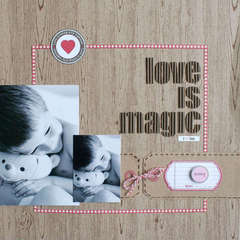 love is magic * jillibean soup *