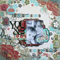 you and me  * zva creative imaginarium designs bo bunny *