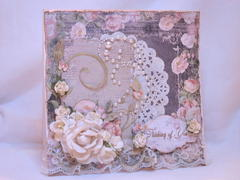 Thinking of You Tea Thyme Card