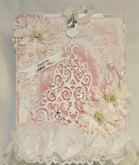 Shabby Chic Christmas Card #2