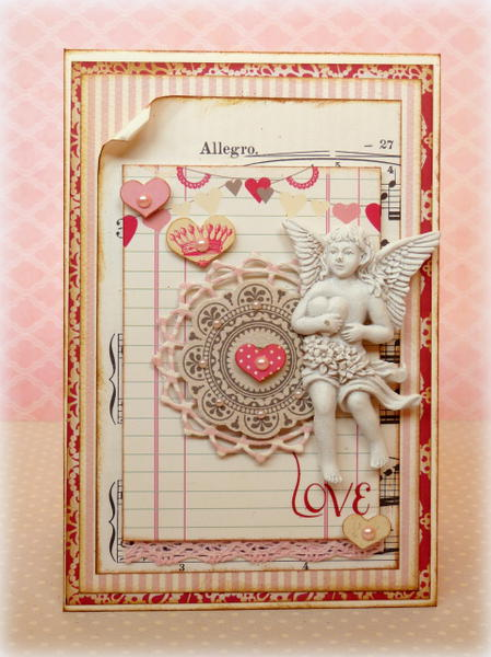 Love *Scraps of Elegance 'Lovesong' kit