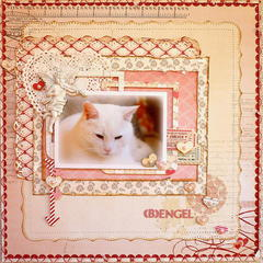 (B)Engel *Scraps of Elegance 'Lovesong' kit*