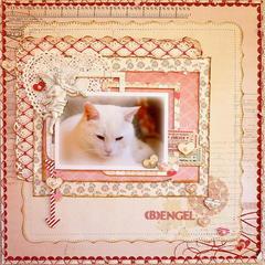(B)Engel *Scraps of Elegance 'Lovesong' kit*