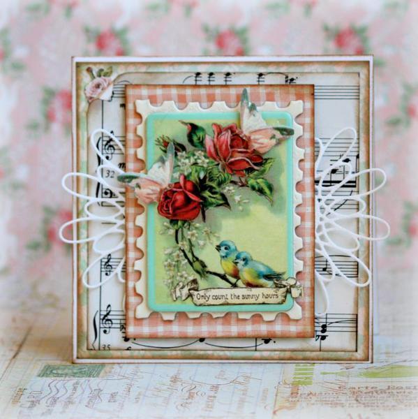 Card *Scraps of Elegance blog hop*