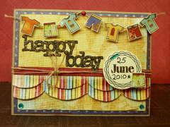 Happy Bday - 25 june -