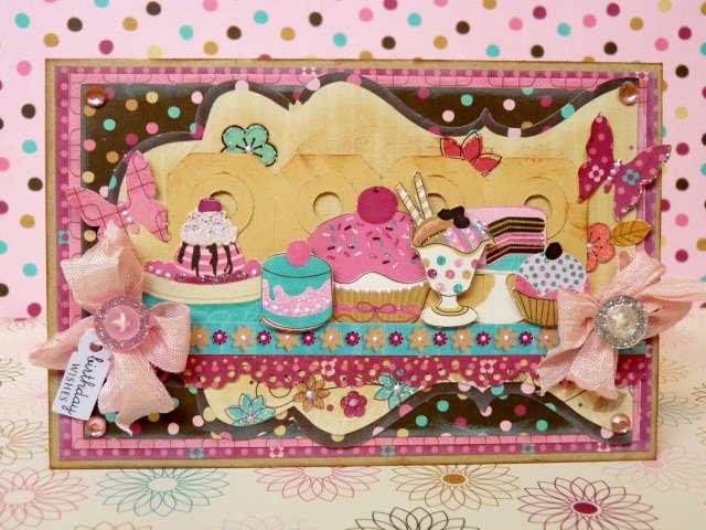Birthday Wishes *Bo Bunny*
