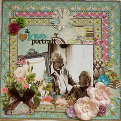 A Love Portrait *My Creative Scrapbook*
