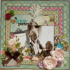A Love Portrait *My Creative Scrapbook*