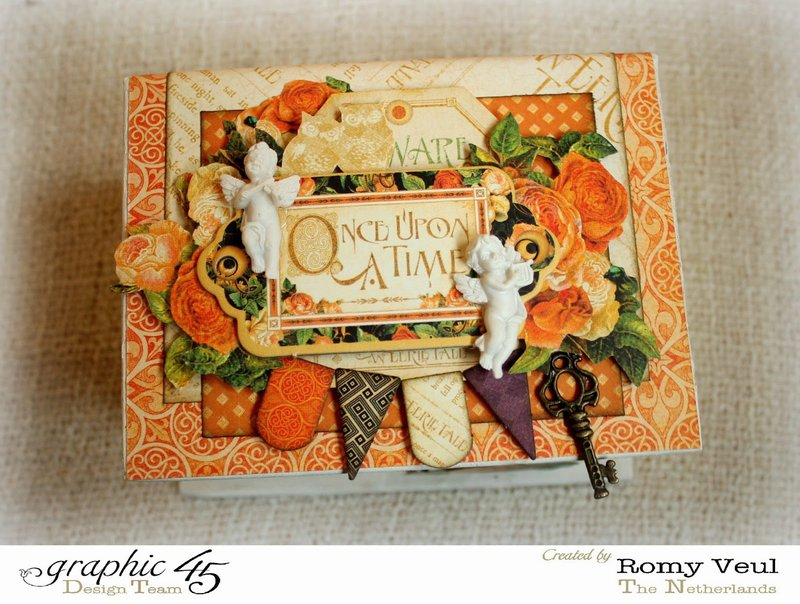 Once Upon a Time gift box *Graphic 45*