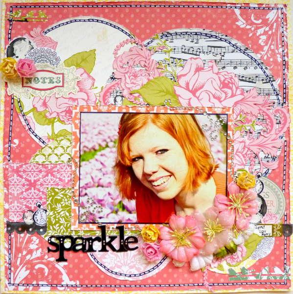 Sparkle *My Creative Scrapbook*
