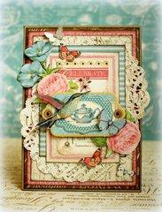 Celebrate card *Graphic 45*