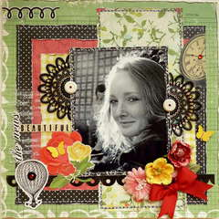 Beautiful *My Creative Scrapbook*