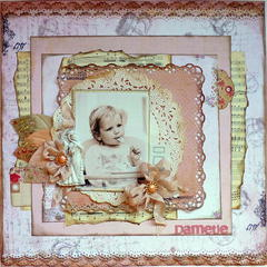 Little Lady *Scraps of Elegance Guest Designer*